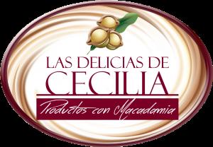 Logo Las Delicias de Cecilia Productos con Macadamia