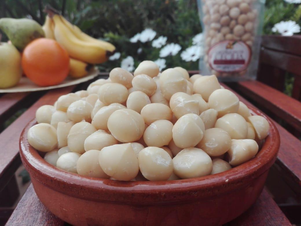 Consumir tres Nueces de Macadamia al día, mejorará tu salud.