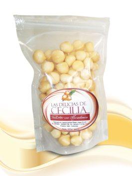 Nueces de Macadamia x 500 gr Las Delicias de Cecilia Productos con Macadamia