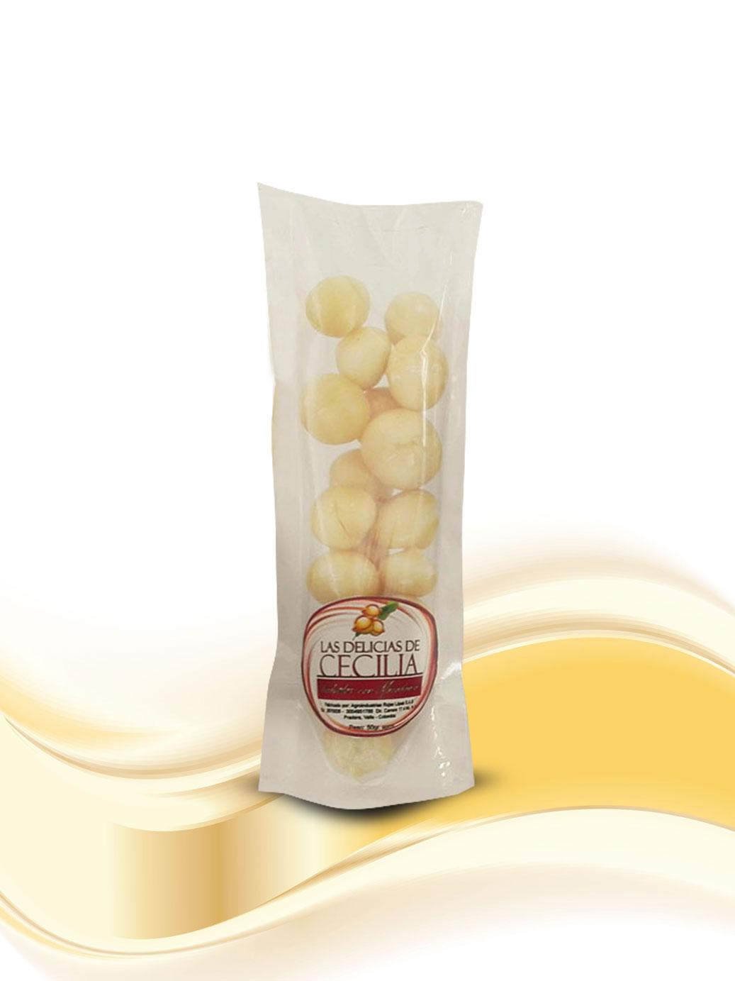 Nueces de Macadamia x 50 gr Las Delicias de Cecilia Productos con Macadamia