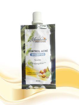 Shampoo Control-Acné--x20ml Macadamia Origen Natural