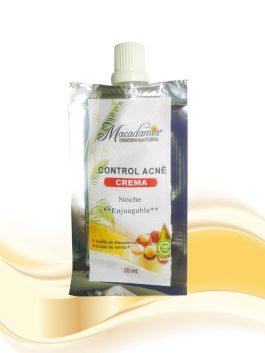 Crema Control-Acné-x-20ml Macadamia Origen Natural