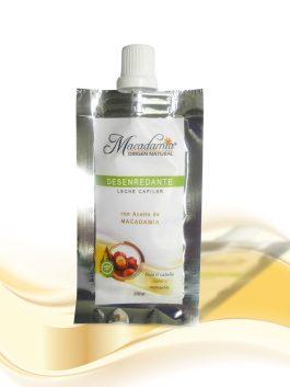 Desenredante Leche Capilar -x-20ml Macadamia Origen Natural